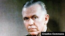 Генэрал Джордж Маршал, дзяржсакратар ЗША (1947-49) і міністар абароны ЗША (1950-51)
