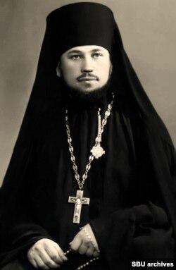 Володимир (Віктор Сабодан) в молодості