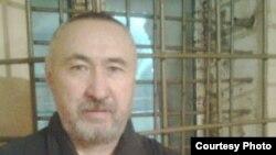 Kazakhstan - Aron Atabek, Kazakh imprisoned dissident. Astana, 2012