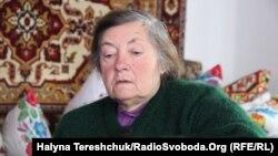 Ольга Оприско, мати військовополоненого моряка