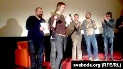 Марыя Матусевіч, пераможца кінафэстывалю «Bulbamovie» ў Варшаве