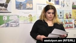 «Մեդիալաբ»-ի խմբագիրը պնդում է՝ իր և ընտանիքի դեմ սպառնալիքների քրգործը ձգձգվում է