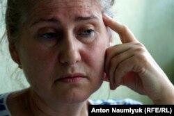 Мать Александра Костенко