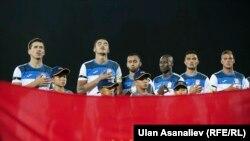 Кыргызстандын футбол боюнча улуттук курамы