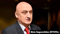 Замминистра иностранных дел Грузии Давид Дондуа