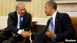 Netanyahu dhe Obama
