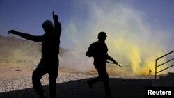 نیکولسن: افغان امنیتي ځواکونو ته د بشري سرچینو په برخه کې د نوي ډیلي ستره مرسته هغه بهیر دی چې روان به وي.
