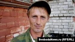 Андрей Попов, солдат-срочник. Август 2011 г.