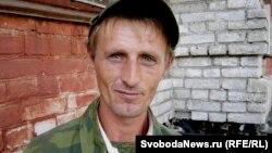 Андрей Попов, солдат-срочник из Саратовской области