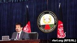 Zëdhënësi i Ministrisë afgane të Mbrojtjes, Mohammad Zahir Azimi.