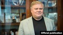 Russia - Russian-Armenian businessman Ruben Griogorian.