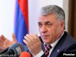 Губернатор Котайкской области Коваленко Шахгалдян