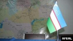 უზბეკეთის დროშა