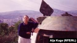 Aйя Куге в Боснии, архив