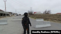 Azerbaijan -- Nardaran after massive police raid, Baku, 3Dec2015
