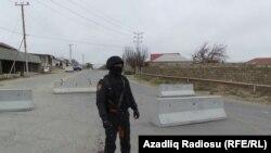 Azerbaijan -- Nardaran after massive police raid, Baku, 3Dec2015