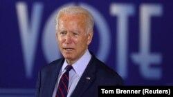 جو بایدن، نامزد حزب دموکرات در انتخابات ریاست جمهوری امریکا