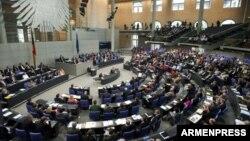 Германия - Заседание Бундестага в Берлине, 24 апреля 2015 г․