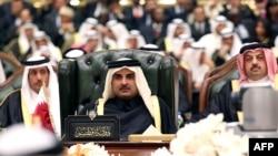 قطر اظهارات منتسب به شیخ تمیم بن حمد را تکذیب کرده است.
