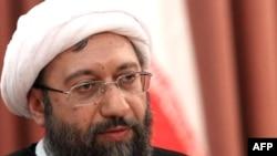 Iran's new chief of the judiciary, Ayatollah Sadeq Larijani