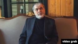Известный узбекский поэт и лидер «Народного движения Узбекистана» Мухаммад Салих.