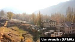 Село Мин-Куш. Архивное фото.
