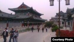 Студенты-иностранцы в Китае. Иллюстративное фото.