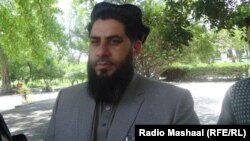 فضل هادی مسلمیار رئیس مشرانو جرگه افغانستان