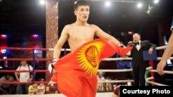 Рыскулбек Ибраимов