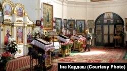 Памяшканьне Кацярынінскай царквы ў Чарнігаве