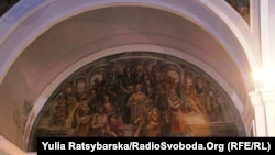 Фрагмент інтер'єру Будинку органної та камерної музики у Дніпрі