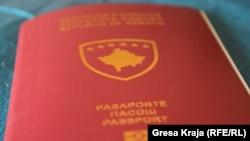 Pasaportë biometrike e Kosovës/Ilustrim