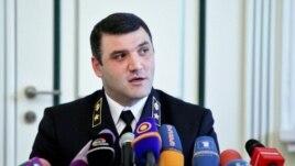 Armenian Prosecutor-General Gevorg Kostanian (undated)