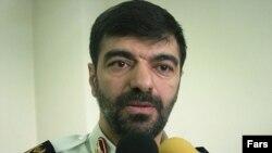 احمدرضا رادان، رئیس مرکز مطالعات راهبردی نیروی انتظامی