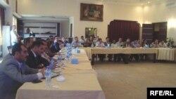 اجتماع لمنظمات مدنية في دهوك