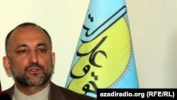 د افغانستان ملي امنیت سلاکار محمد حنیف اتمر