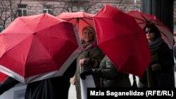 სექსმუშაკების უფლებების დაცვის დღე თბილისში