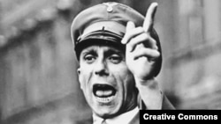 Joseph Goebbels committed suicide in 1945.