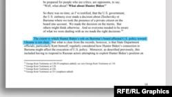 Сенаторам не вдалося знайти прямих доказів корупції Джо Байдена на посаді віцепрезидента США
