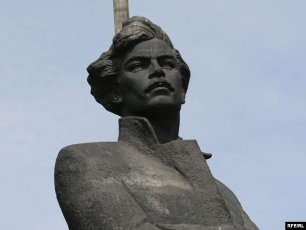 Сяргей Вакар. Помнік Максіму Багдановічу