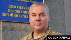 Сергій Наєв, командувач Об'єднаних Сил ЗСУ