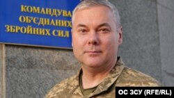 «Звісно, в Збройних силах України відпрацьовані плани реагування на всі військові загрози, у тому числі, і на Таврійському напрямку», – сказав Наєв