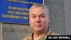 За словами Наєва, лише угрупування сухопутних військ у Криму налічує понад 11 тисяч військових