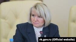 Наталья Пеньковская, глава управления Роспотребнадзора по Крыму и Севастополю