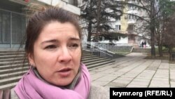 Эльмира Аблялимова - жена Ахтема Чийгоза