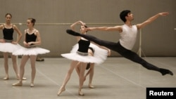 The ballet, La Bayadere, was first performed in 1877. (file photo)