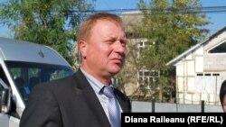 Primarul Radu Urechean