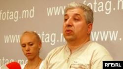 Silvia Pîrgaru și Veaceslav Bistrițchi