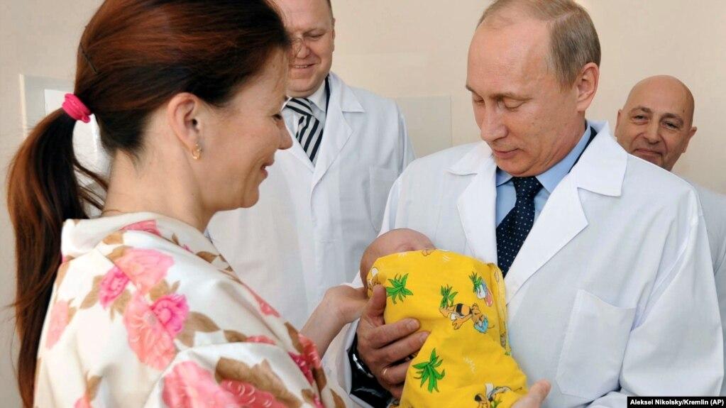 Владимир Путин в 2011 году, архивное фото