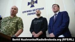 Василь Грицак, Аркадій Бабченко і Юрій Луценко